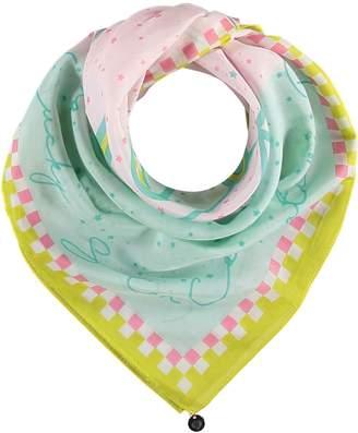 Fraas Libra Cotton Silk Blend Neckie Scarf