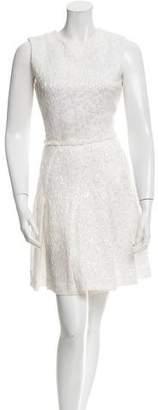 Jourden Pleated Mini Dress
