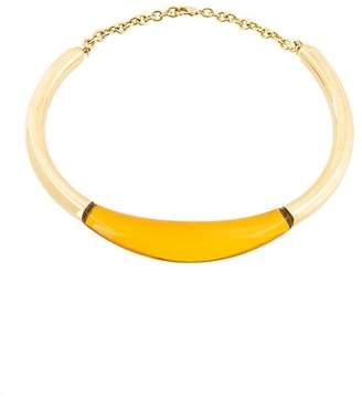 Balmain round necklace