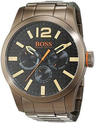 BOSS ORANGE Hugo  Men's Watch Paris Multieye Analogue Quartz Stainless Steel Coated 1513313