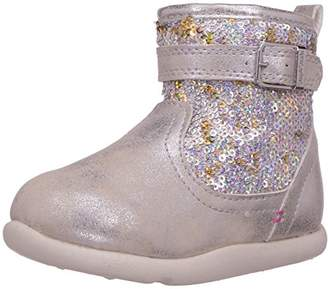 Step & Stride Infant Girl's Ciara Tall Sequin Boot Fashion
