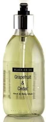 Black Grapefruit and Cedar Hand and Body Wash