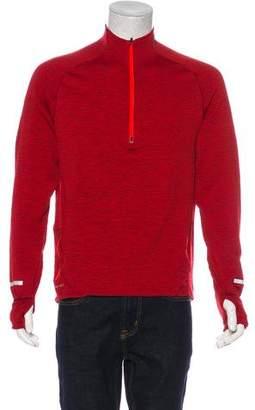 Nike Dri-Fit Zip-Up Sweater