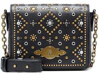 Polo Ralph Lauren Brooke leather shoulder bag