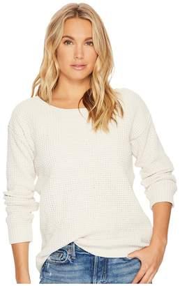 BB Dakota Eugene Waffle Knit Sweater Women's Sweater