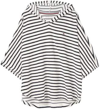 Tommy Hilfiger TH Kids Stripe Cape Top