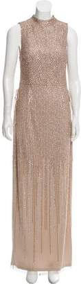 Adrianna Papell Embellished Evening Dress w/ Tags