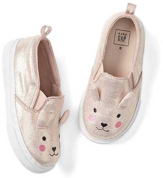 Critter slip-on sneaker $34.95 thestylecure.com