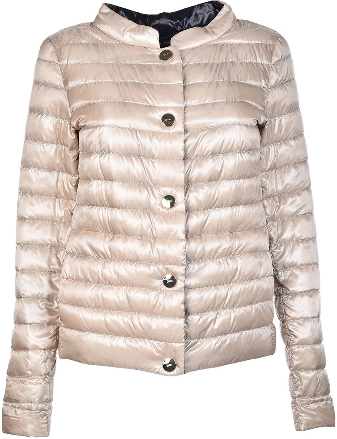 Herno Herno Reversible Two-Tone Down Jacket