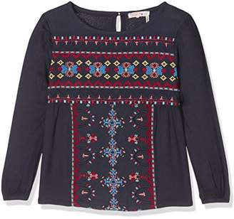 Fat Face Girl's Embroidered Blouse,4-5 Years