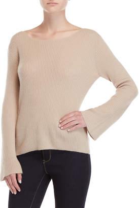 Hayden Cashmere Ribbed Salzburg Sweater