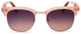 Toms Gavin Round Sunglasses, 50mm