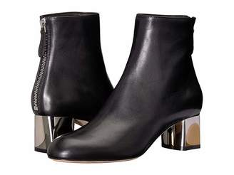 Alexander McQueen Sculpted Heel Ankle Boot