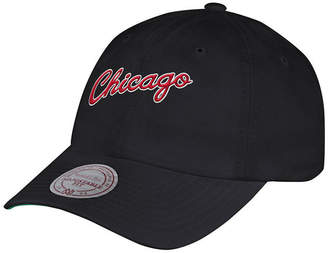 Mitchell & Ness Chicago Bulls Hardwood Classic Basic Slouch Cap