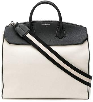 Bally Sommet canvas tote bag