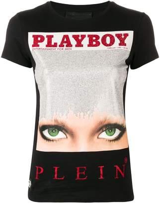 Philipp Plein x Playboy cover T-shirt