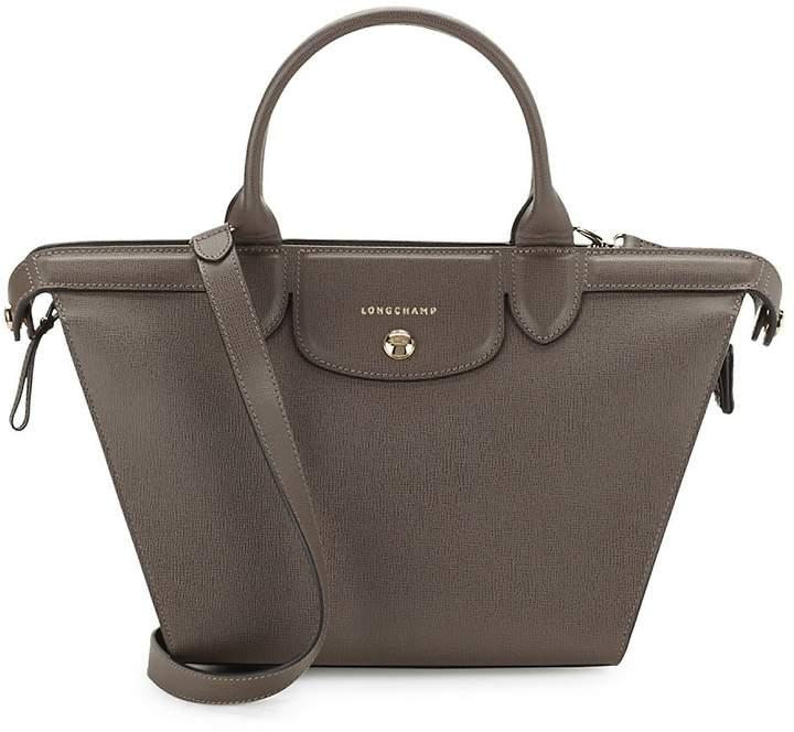 Longchamp Women's Le Pliage Heritage Bag - GREY - STYLE