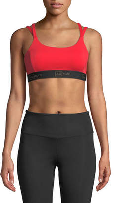 Aurum Confidence Double-Strap Sports Bra