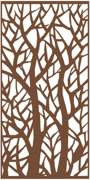 Stratco Privacy Screen & Decorative Panel - Forest 6x3