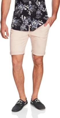 yd. LIGHT PINK JET CHINO SHORT