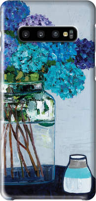 Samsung Our Artists' Collection Daile's Hydrangeas Phone Case by Anna Blatman