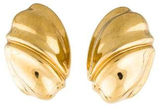 Givenchy Textured Clip-On Earrings