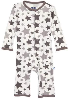 Kickee Pants Star Print Romper