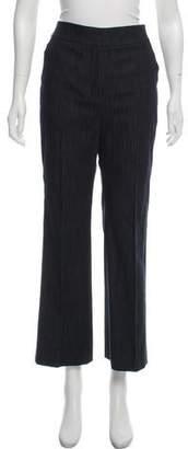 Akris High-Rise Wide-Leg Jeans w/ Tags