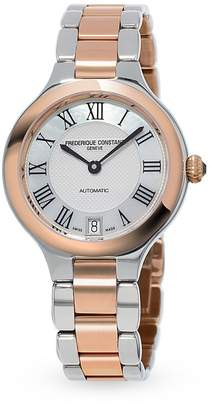 Frederique Constant Classics Delight Automatic Charity Watch, 33mm $1,895 thestylecure.com