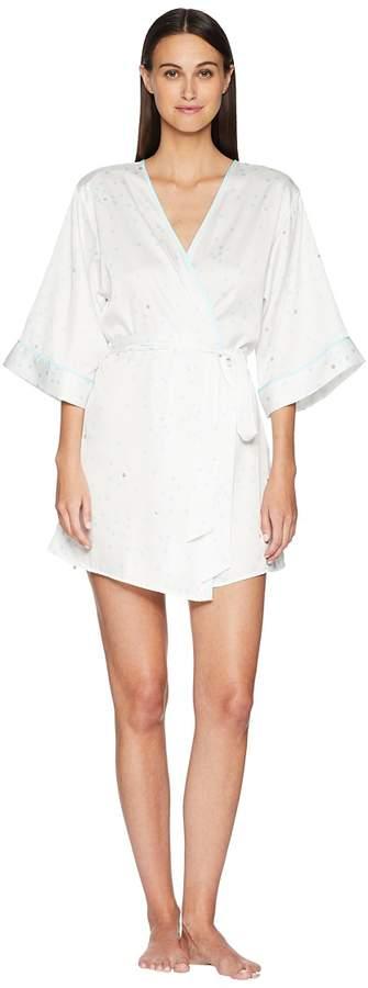 Kate Spade New York Bay Stripe Robe Women's Robe