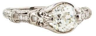 d Collection Sophia Platinum 1.09ct. Diamond Engagement Ring Sophia Platinum 1.09ct. Diamond Engagement Ring