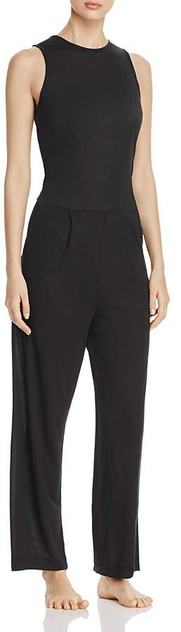 DKNY DKNY Long Lounge Jumpsuit