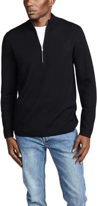 Theory Detroe Zip Sweater