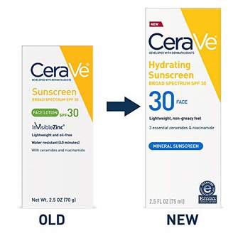 CeraVe Sunscreen Face SPF 30