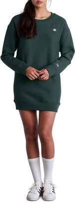 Champion Reverse Weave(R) Sweatshirt Dress