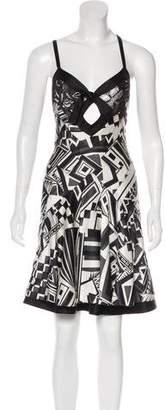 Phi Sleeveless Knee-Length Dress