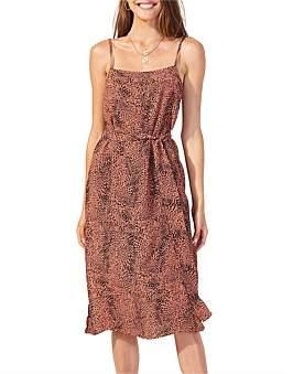 MinkPink Move Like Jagger Midi Dress