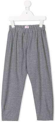 Il Gufo loose fitted track trousers