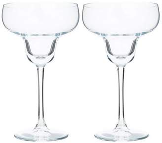 Equipment Sainsbury's Home Elegance Margarita Set of 2 Glasses