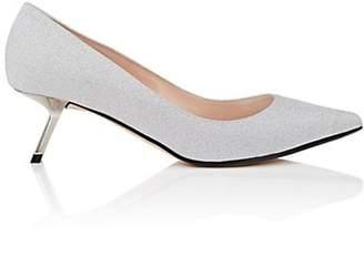 Ballin ALCHIMIA DI Women's Alesti Glitter Pumps - Silver