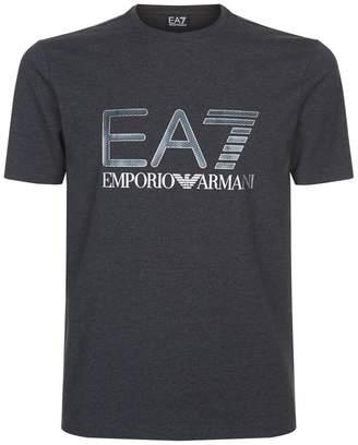 Giorgio Armani Ea7 Logo T-Shirt
