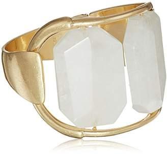 Danielle Nicole Women's Ripple cuff Bracelet