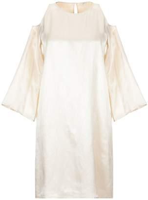 Gold Case Short dresses - Item 34932165RJ
