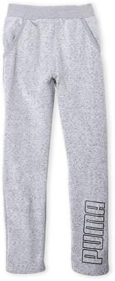 Puma Boys 8-20) Fleece Tapered Sweatpants