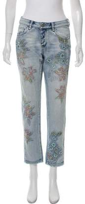 William Rast Mid-Rise Straight-Leg Jeans w/ Tags