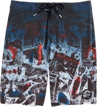O'Neill Hyperfreak Americore Board Shorts