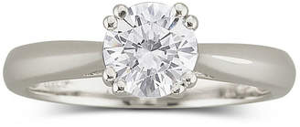 JCPenney FINE JEWELRY DiamonArt 1 CT. T.W Cubic Zirconia Solitaire Ring
