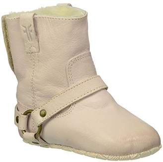 Frye Unisex Baby Harness Booties Shearling-CL - - 1 Infant