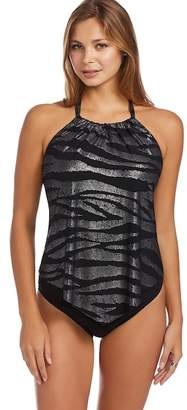 Magicsuit Shine on Nicole Tankini Swim Top