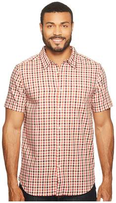 The North Face Short Sleeve Passport Shirt Men's Short Sleeve Button Up